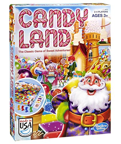 Candy Land Game (Candyland The Kingdom Of Sweets Board Game)