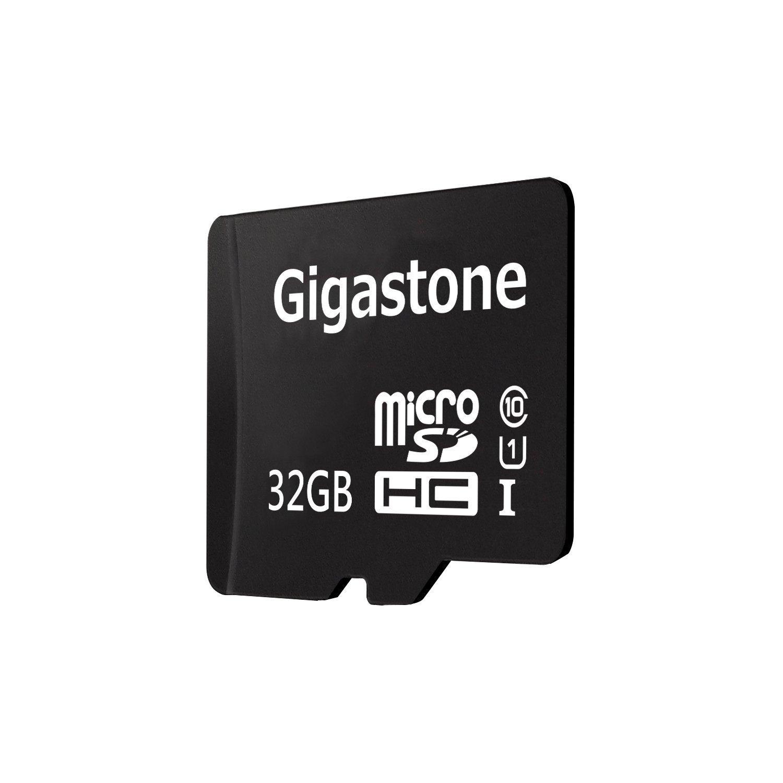 Gigastone Micro SD Card 32GB 5-Pack Micro SDHC U1 C10 High Speed Memory Card Class10 Uhs Full HD Video Nintendo Gopro Camera Samsung Canon Nikon DJI ...