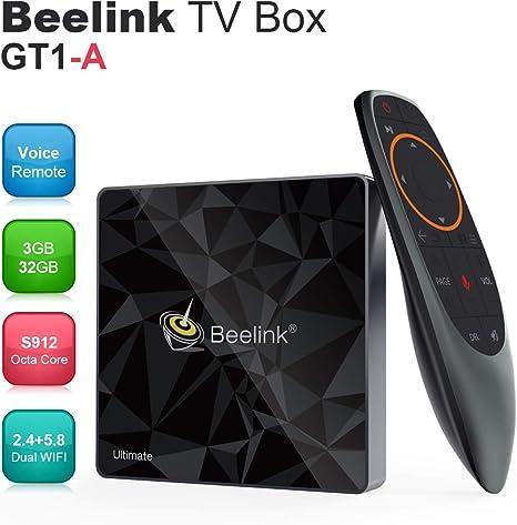 Beelink GT1 - A Control Remoto por Voz / Soporte Netflix 4K ...