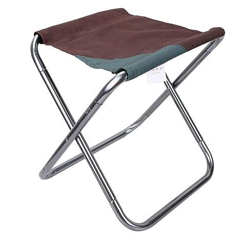 Surprising Amazon Com Folding Stool 2 Colors Portable Oxford Cloth Evergreenethics Interior Chair Design Evergreenethicsorg