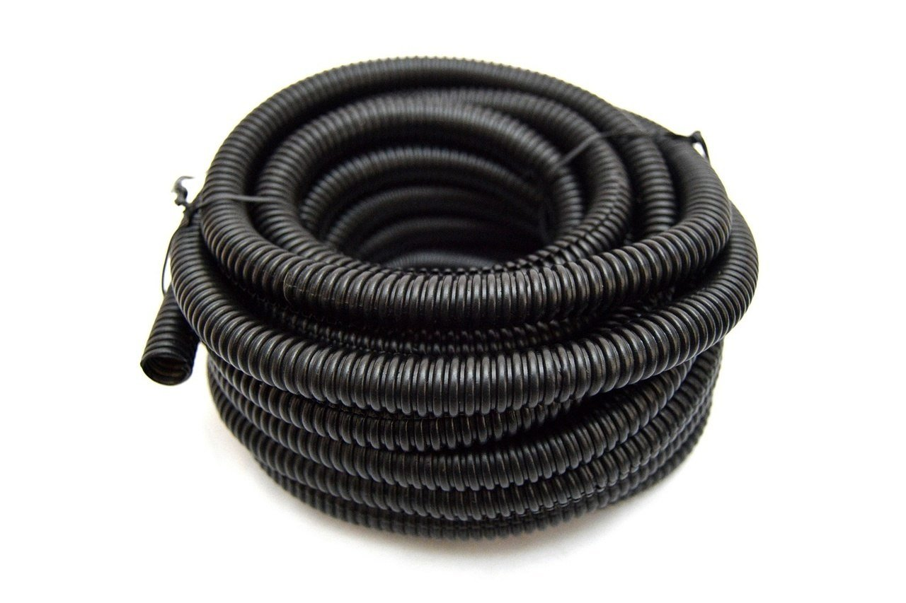 Amazon.com: Wire Loom Black 20\' Feet 3/8\