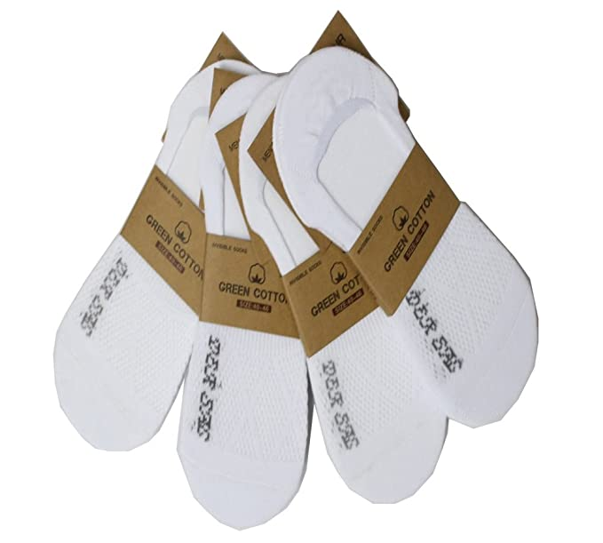 HIB Calcetines Pack 12 Pares Calcetines Cortos Hombre Calcetines Invisibles Para Verano,SIZE 40-45