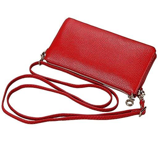 YLiansong Billetera de Mujer Bolso pequeño para Mujer Bolso ...