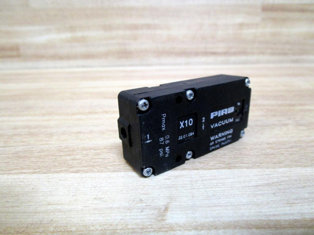 Piab 32.01.084 Vacuum Pump