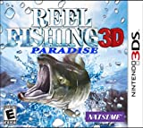 Reel Fishing Paradise 3D - Nintendo 3DS