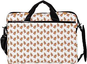 Lightweight 15 inch Laptop Bag Business Messenger Briefcases Dolls Waterproof Computer Tablet Shoulder Bag Carrying Case Handbag for Men and Women