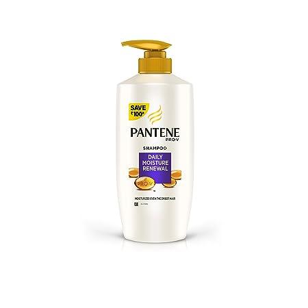 Pantene Daily Moisture Renewal Shampoo, 675ml
