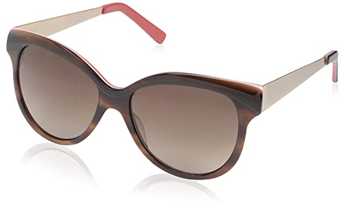 SOCIETY NEW YORK Women's Sunglasses, Brown