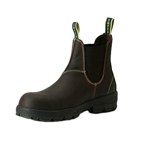 Tuffa Wayland ligero botas de seguridad con puntera de composite ...