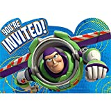 American Greetings Toy Story 3 Invite Postcards (8 Count)