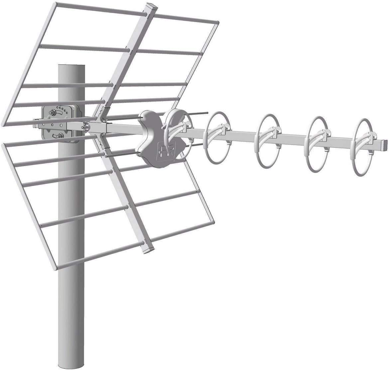 FRACARRO - Antena UHF Yagi LTE 5G. 14dB. C48. D/A 38dB ...