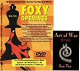 Foxy Chess Openings V145: Winning Repertoire for Black with 1.d4 d5 & ChessCentral's Art of War E-Book (2 Item Bundle)
