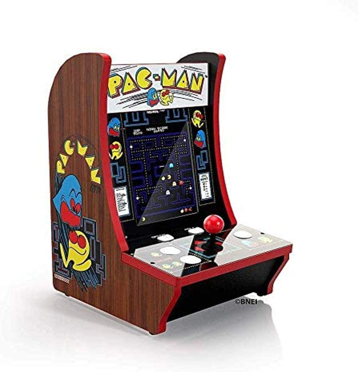 Arcade 1Up Pacman 40TH Anniversary COUNTERCADE 4 Games in 1