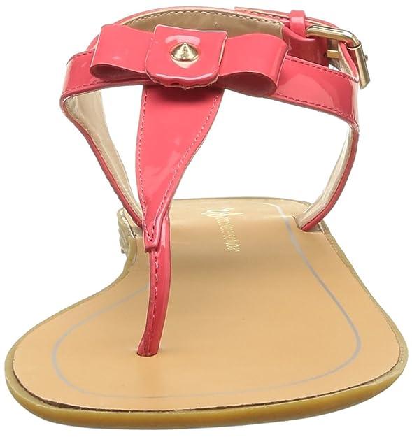 SODASIPHON Eira Ss14-cs-01 - Sandalias para mujer, color rojo, talla 40
