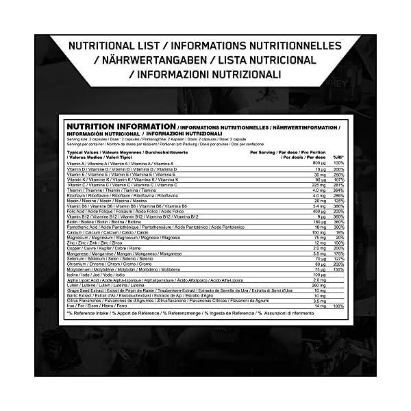 Optimum Nutrition Optiwomen, Comprimés Multivitaminés pour Femme, Complément Alimentaire avec Vitamines et Mineraux…