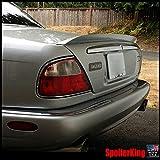 Jaguar XJR/XJ8/XJ 1998-2002 Mid Hi Rear Duckbill Trunk Spoiler (301G)