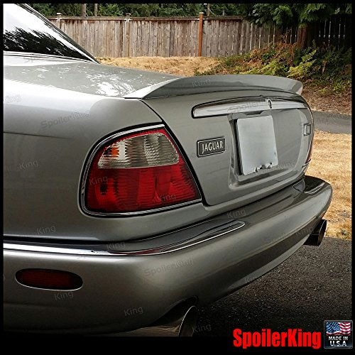 Jaguar XJR/XJ8/XJ 1998-2002 Mid Hi Rear Duckbill Trunk Spoiler (301G) by Spoiler King