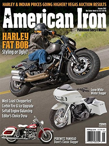 Indian Motorcycle Review - 8