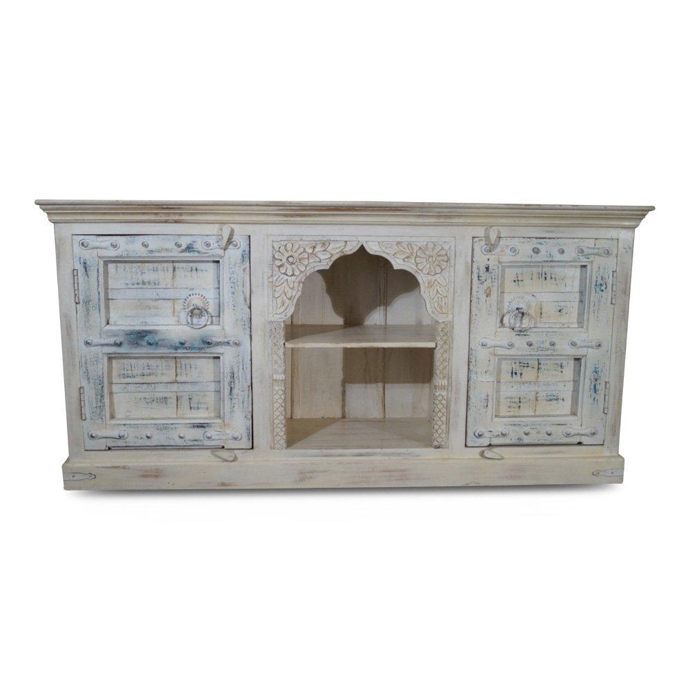 Sideboard - Kommode - Schrank Akuti, Indisch, Orientalisch, Old Door ...