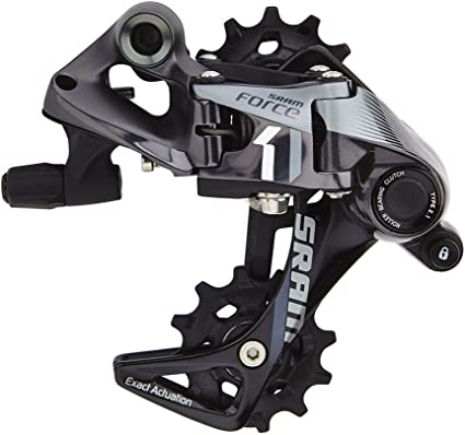 SRAM Force 1 Rear Derailleur 11 Speed Long Cage, Force 1 Rear Derailleur