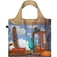 LOQI Museum Rene Magritte, 1952 Einkaufs-Reise-Henkeltasche, Personal Values
