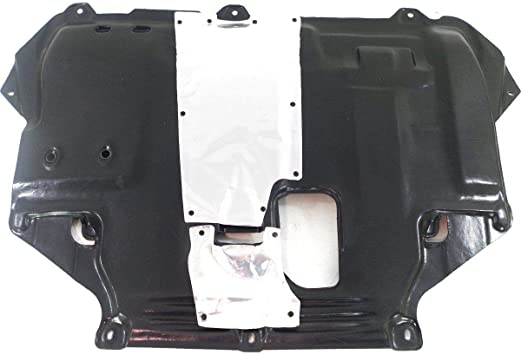 Front Engine Splash Shield For 2000-2004 Ford Focus