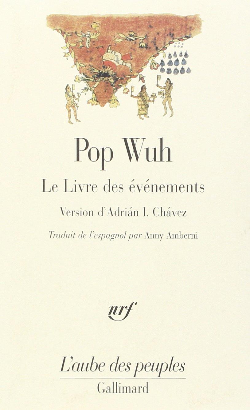 Pop Wuh : Le Livre des événements