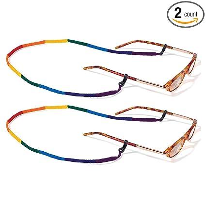Amazon.com: Croakies guatemalteco mundo cordón para anteojos ...