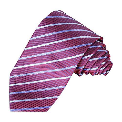 Gold Green Stripe Silk Necktie - Men's Tie Stripe Necktie New Striped Black Classic Formal Men's Tie Necktie Wedding Party Gift t-03-13