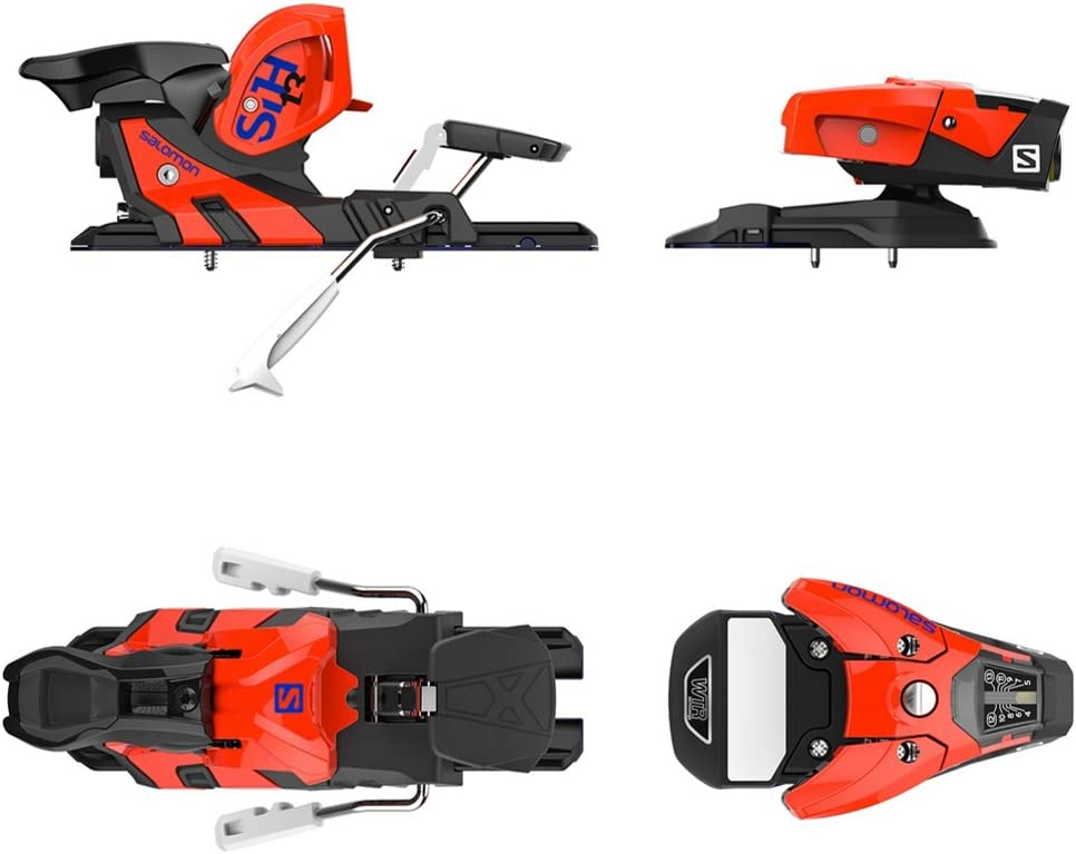 Salomon STH2 WTR 13 Ski Binding OrangeBlack, 100mm