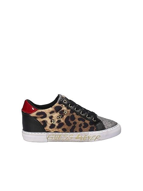 guess scarpe maculate