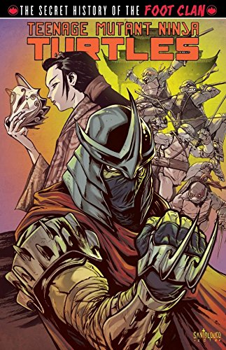 Teenage Mutant Ninja Turtles: Secret History of the Foot Clan (Shredder Sword)