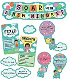 img - for Up and Away Soar with a New Mindset Mini Bulletin Board Set book / textbook / text book