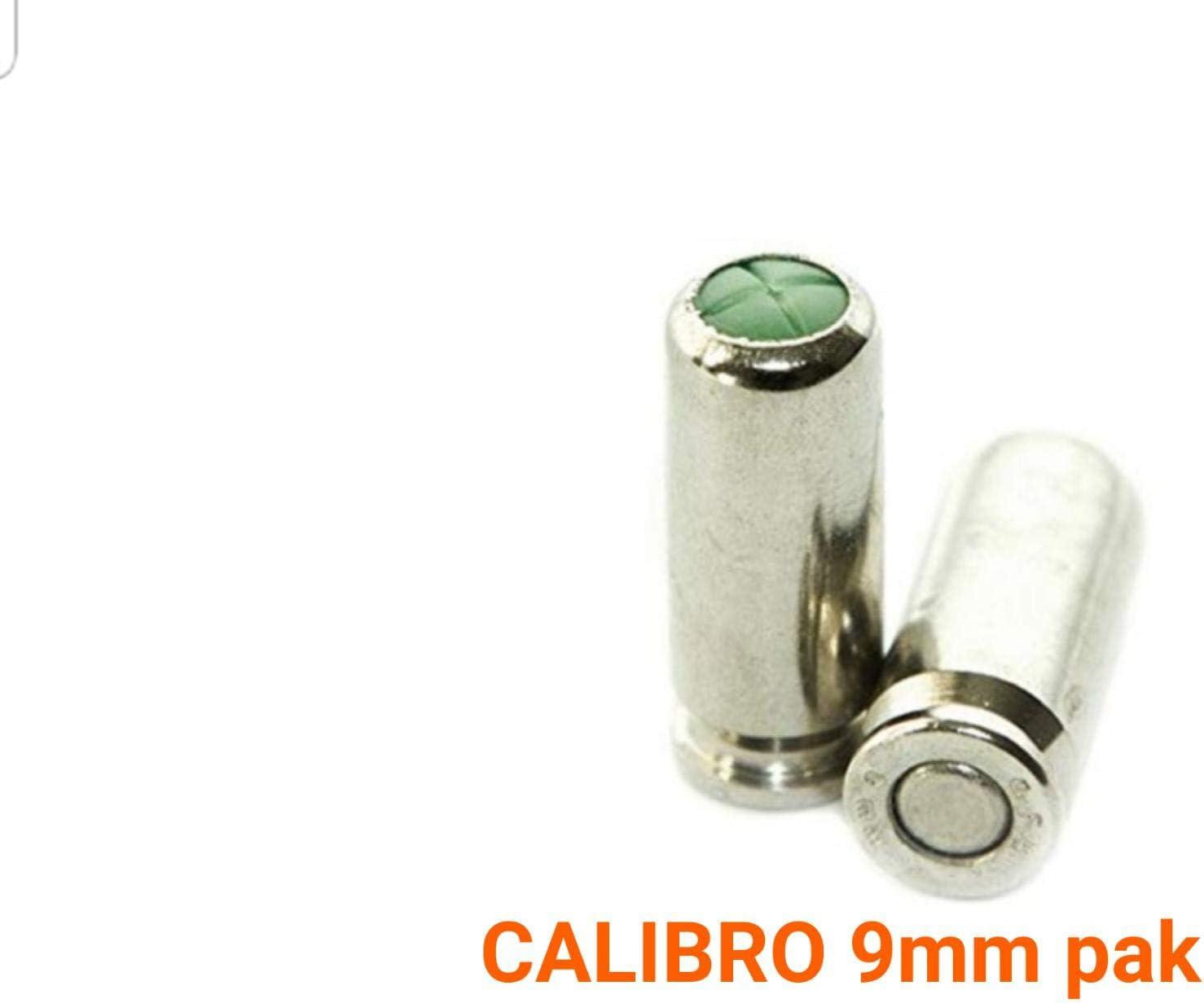FIOCCHI Bala detonador 50 ud 9 mm P.A.Knall Salve - Blank