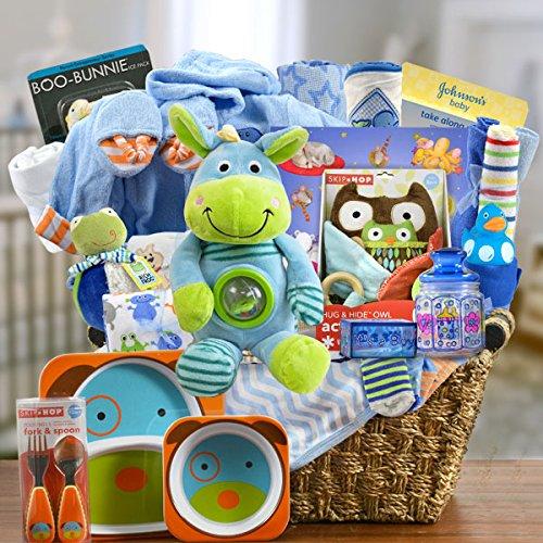 Fabulous Family Boy Gift - Baby Powder Newborn Duck