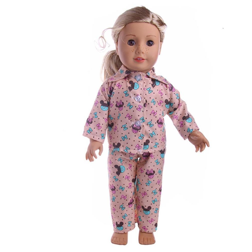 Scale Design Swimsuit Bikini for AG American Doll 18inch Doll Accessory Purple