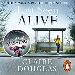 Last Seen Alive Audiobook