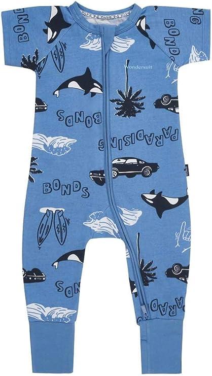 76 cm 6-12 months Bonds Zip Wondersuit Summer Adventure