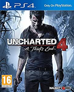 Sony Uncharted 4: A Thief's End [PlayStation 4 ]