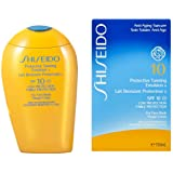 Shiseido Emulsión Bronceadora Protective SPF 10 150 ml