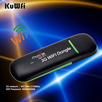 Amazon.com: Sunrise® Wireless Mini 3 G Wifi Hotspot Mini ...