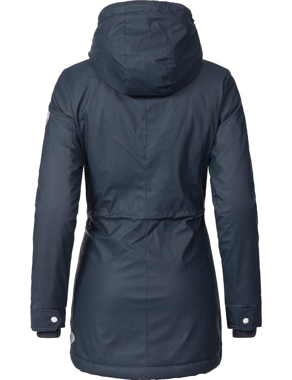 4 Ragwear Invierno Rainy Monadis Parka De Colores Mujer Para Abrigo rqPrwp8