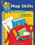 Map Skills Grade 4 (Practice Makes Perfect (Teacher Created Materials))