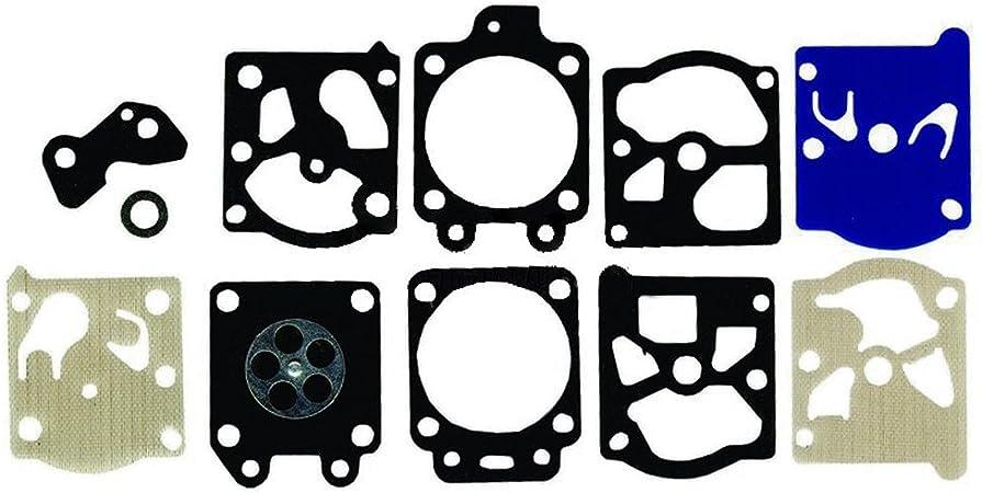 Amazon.com: Walbro carburador junta Kit de diafragma y D20 ...