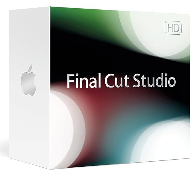 amazon com final cut studio old version rh amazon com Final Cut Studio Icon Final Cut Studios Heaven