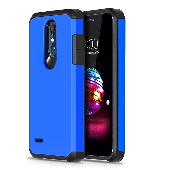 new product 9a8c9 1709b LG K30 Phone Case, LG Phoenix Plus Case, LG Premier Pro LTE Case, LG  Harmony 2 Case, LG K10 2018 Case, OEAGO Hybrid Shockproof Drop Protection  Impact ...