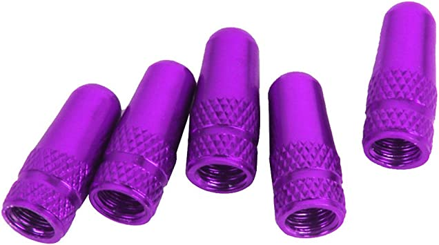 Presta Valve Cap *U.S.A Purple Seller*
