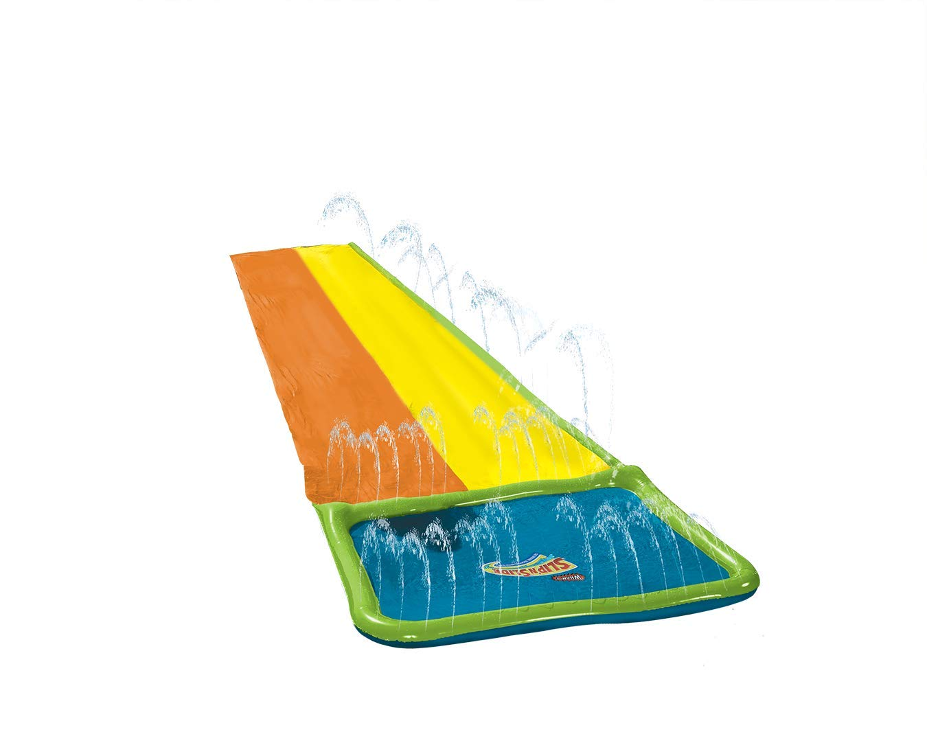 Wham-O 64120 Slip and Slide Double Wave Rider with Boogies by Wham-O