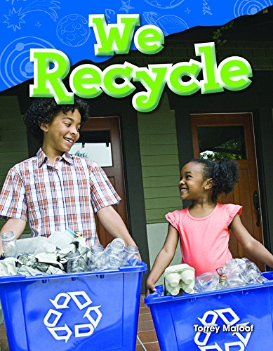 Read Online We Recycle  (Library Bound) (Science Readers: Content and Literacy) ebook