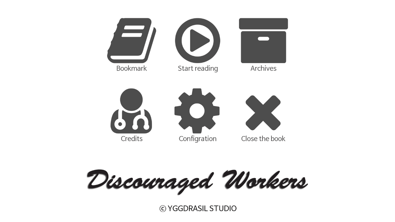 Discouraged Workers Demo